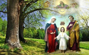 0867 - The Holy Family - TG